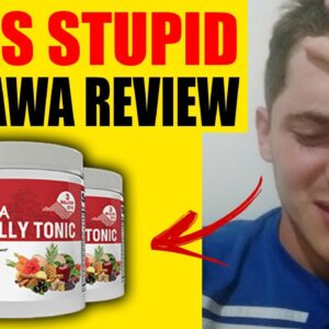 Okinawa Flat Belly Tonic Review - MY SINCERE OPINION! Does Okinawa Flat Belly Tonic a Scam? Work?