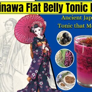 Okinawa Flat Belly Tonic System Review 2021- Drink this at 10 am And Say Goodbye to Belly Fat