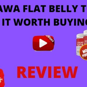 OKINAWA FLAT BELLY TONIC REVIEW ⚠️ Is It Worth Buying the Okinawa Flat Belly Tonic?
