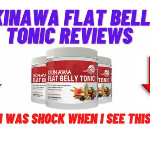 Okinawa Flat Belly Tonic Reviews (Okinawa Flat Belly Tonic Customer Reviews) Does It Work Or Is Scam