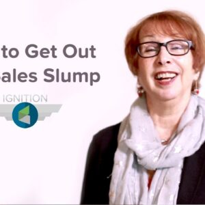 Ignition Ep. 14 - How to Get Out of a Sales Slump