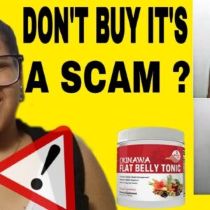 Okinawa Flat Belly Tonic Review- THE TRUTH ABOUT Okinawa Flat Belly Tonic