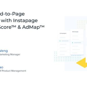 Increase Ad-to-Page Relevancy with Instapage Postclick Score™ & AdMap™