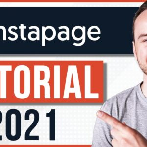 Instapage Landing Page Tutorial 2021 | Instapage Review