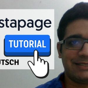 Instapage Tutorial Deutsch