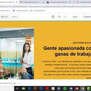 Instapage: tutorial para hacer landing pages