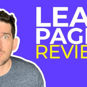 Instapage Vs Leadpages | LeadPages Review + Exclusive BONUS