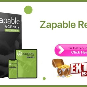 Zapable Review 2021 ⚠️ Is This Scam Or Legit? ⚠️Live Demo Zapable Review Video