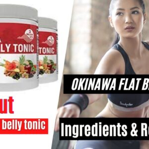 Okinawa Flat Belly Tonic Reviews  Is This Tonic A Quick Weight Loss Hack