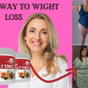Okinawa flat belly tonic reviews | It's The way to wight loss with Okinawa
