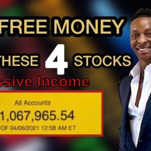 Stocks For Beginners  How To Get FREE Money From These 4 Stocks as a Newbie