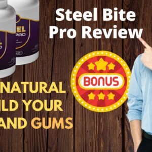 Steel Bite Pro ® Original REVIEW |▐░▒ Steel Bite Pro Reviews ▐░▒| Feedback From A Dentist
