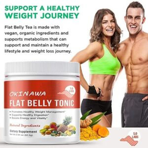 Okinawa flat belly tonic review 2021 does okinawa flat belly tonic really works
