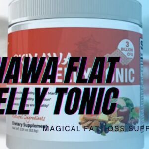Okinawa Flat Belly Tonic Review I Watch Before You Buy Okinawa Flat Belly Tonic