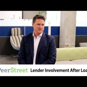Lender Involvement After Selling a Loan to PeerStreet