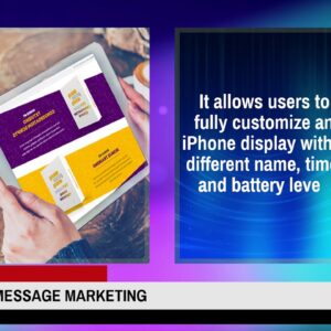 Jamie Ohler TXTVideo by DropMock iPhone Text Message Marketing Software Review