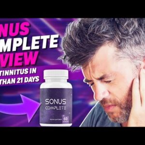 Sonus Complete Review 2021 Sonus Complete Tinnitus Review Sonus Complete WARNING