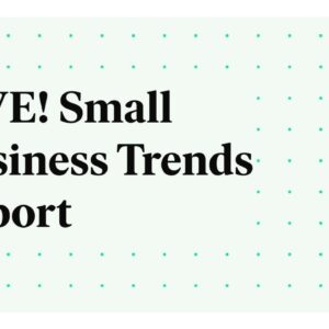 Live! Small Busines Trends Report