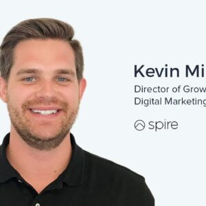 Kevin Miller, Director of Marketing at Spire on Marketing Wearable Technologies