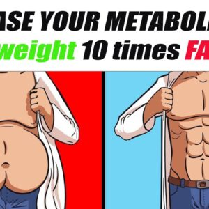 Increase Your Metabolism To Lose Weight FAST With l okinawa flat belly tonic #okinawaflatbellytonic