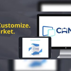 Market easy to your business with DropMock video software