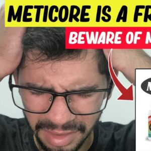 Meticore - Meticore Works? Is Meticore a FRAUD? THE TRUTH ABOUT METICORE