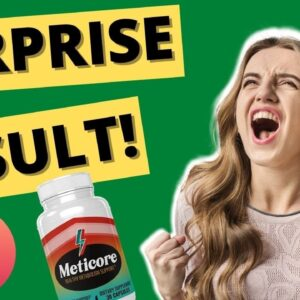 Meticore Review Australia - 1 Surprising Way To Lose Weight