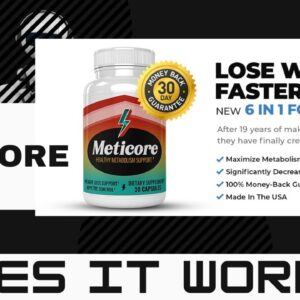 Meticore Review – Don't Buy Weight Loss Supplement Until You Watch This!