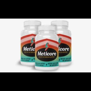 Meticore Review - Metabolism & Weight Loss Boosting Supplement
