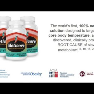 Meticore Review   WATCH THIS BEFORE BUYING THIS WEIGHT LOSS SUPPLEMENT!