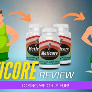 Meticore Review: Weight Loss Supplement