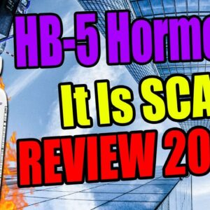 HB5 Hormonal Harmony Reviews - Watch This Video Now! HB5 Supplement Reviews? HB-5