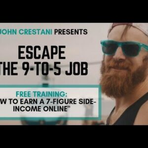 HOW TO MAKE MONEY ($1000/Day) ONLINE | John Crestani Super Affiliate System Review 2020