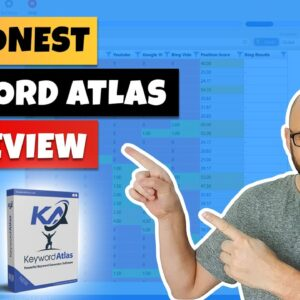 ▶️ Best Keyword Research Tool.My Keyword Atlas Review and Why i think its Best Keyword Research Tool