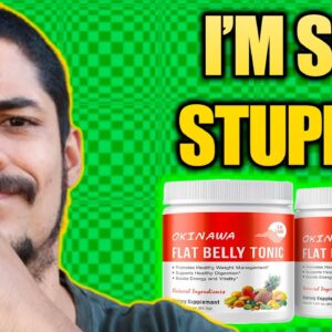 Okinawa Flat Belly Tonic - My Results And Review On Okinawa Flat Belly [2021]