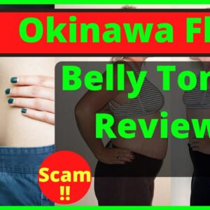 Okinawa Flat Belly Tonic REVIEW - Does Okinawa Flat Belly Tonic Really Work? ⚠️⚠️