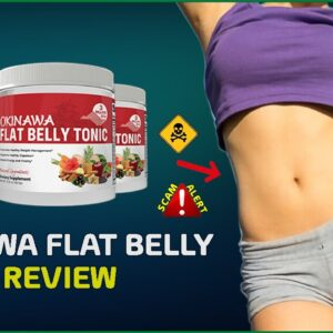 Okinawa Flat Belly Tonic Review   Does Okinawa Flat Belly Tonic Really Work?