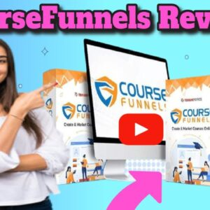 🆕coursefunnels Review And Bonuses And Demo Coursefunnels Review And Bonus -Create Your Courses