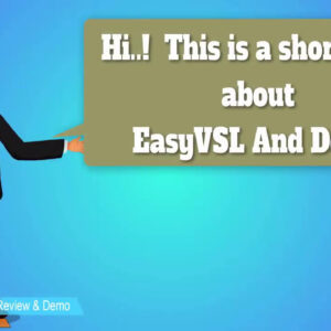 [NEW] EasyVSL Review | Specifically Video Sales Letters