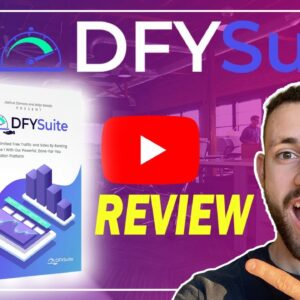 DFY Suite 3.0 Review - 🔮 DON'T BUY Before Watching ♾ This DFY Suite 3.0 Review with Premium BONUS 🔮