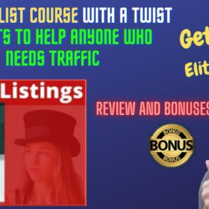 🔥 Elite Listings Review🔥 How To Create a Mailing List Course🎁