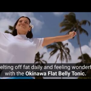 Okinawa Flat Belly Tonic - Ancient Japanese Tonic Melts 54 LBS Of Fat (Drink Daily Before 10am)