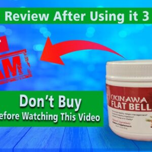 Okinawa Flat Belly Tonic Review - My Experience After 3 Months Using Okinawa Flat Belly Tonic.
