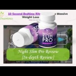 Night Slim Pro Reviews - How To Lose Weight While Sleeping?