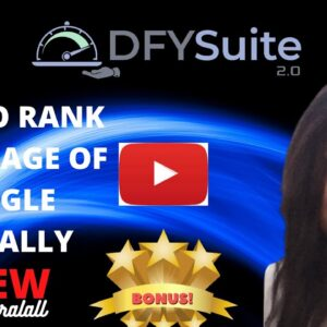 HOW TO RANK ON PAGE 1🔥ATTENTION 🔥 WARNING 🔥 DON'T GET DFY SUITE 3.0 WITHOUT  MY 🔥 CUSTOM🔥BONUSES