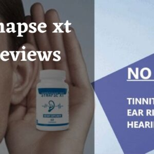 Synapse XT Supplement Reviews    Tinnitus Relief with Synapse XT   Does Synapse XT Really Work