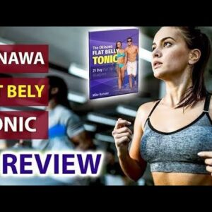 Okinawa Flat Belly Tonic - HONEST REVIEW REVEALED