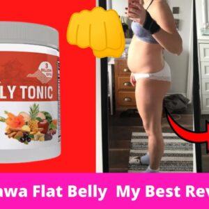 Okinawa Flat Belly Tonic - My COMPLET REVIEW 2021