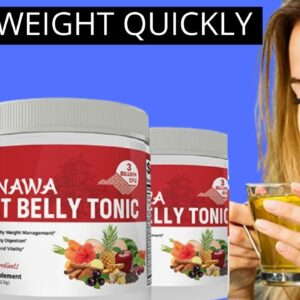 OKINAWA Flat Belly Tonic Review- ''All Truth About ! OKINAWA FLAT REVIEW