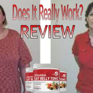 Okinawa Flat Belly Tonic Review - Does It Really Work?